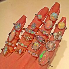 Gem Gossip - Jewelry Blog | Jewelry Reviews, Thoughts and Discussions Tiffany Jewelry, Opal Jewelry, Turquoise Jewelry, Silver Jewellery, Silver Ring, Cartier Jewelry, Pink Jewelry, Jewellery Uk, Jewelry Rings
