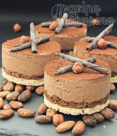 Cold Desserts, Mini Desserts, Dessert Recipes, No Bake Cookies, Cake Cookies, Layered Deserts, Cream Cheese Flan, Condensed Milk Cake, Trifle Pudding