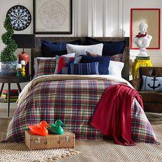 plaid housewares | Tommy Hilfiger Bedding set | Browse and Shop for Tommy Hilfiger ...