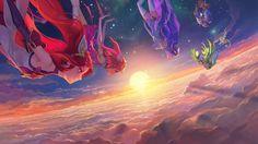 League of Legends ( Star Guardians )