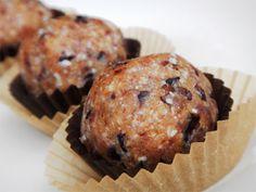 No Bake Coconut Cookie Dough Balls   #CoconutRecipes