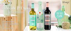 Oferta: pack de vino Mavavilloso Tinto + vino Maravilloso Verdejo + cava Anna de Codorniu Sweet Edition by @muymolon    Amigos de las bodegas