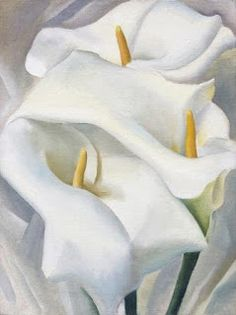 Say it with Flowers: Flowers by Georgia O'Keeffe