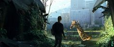 Concept Art World » The Last of Us Concept Art by John Sweeney