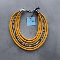 adedo acessórios corda colares