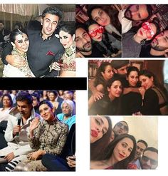 Kapoor Sister's n brother's love