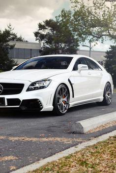 Mercedes CLS 63 AMG SR