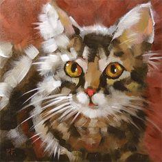 """""""Kitty"""" par Kora Fried"""