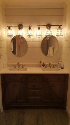 Ajax 3 Light Bath Vanity