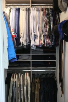 #NeatMethodSF #ProfessionalOrganizing #NeatCloset