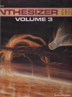 SYNTHESIZER VOLUME 3.
