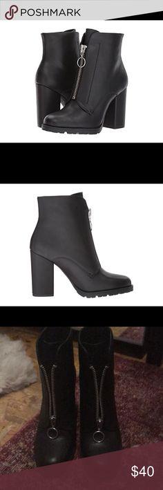I just added this listing on Poshmark: BCBGeneration Pilar Block Heel Booties Size 9.5. #shopmycloset #poshmark #fashion #shopping #style #forsale #BCBGeneration #Shoes