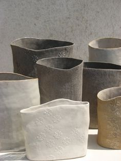 Studio mud ceramics