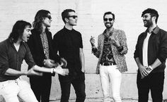 Miami Horror Tue 16 Sep, Welcome to Miami Miami Horror are finally back to grace the Brisbane Festival stage with their presence. Bringing with them a new sound and new songs that we are ready to jam out to.  http://www.au.timeout.com/brisbane/music/events/3069/miami-horror