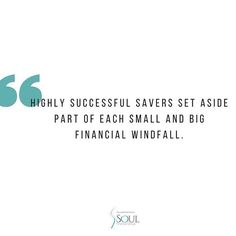 """Our yearly income is (hopefully) predictable. But each of us receives small and big """"windfalls"""" throughout the year. A windfall is money you did not expect nor budget away. Superstar savers use a percentage (or all) of each windfall they receive and put it into their savings account."""