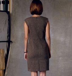 V1420, Misses' Dress