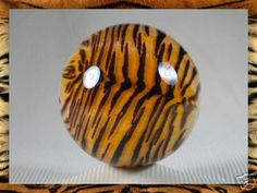 Mark Matthews marble Marble Board, Tiger Skin, Glass Marbles, Glass Paperweights, Lost & Found, Lampwork Beads, Paper Weights, Handmade Art, Colored Glass