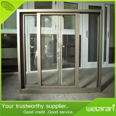 Design Thermal Break Aluminium/Aluminum Sliding Glass Window on Made-in-China.com