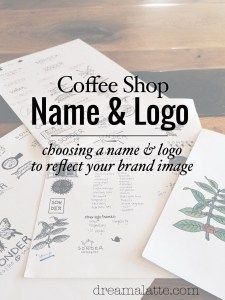Choosing a coffee shop name and logo is quite a process. We started brainstorming ideas the very day we decided to pursue opening up a coffee shop, but it took seven months to find the perfect one (and seven more to finish the logo). We didn't want to rush it, but to let it come together organically while developing …