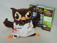 Dr. Cocoa™ for Children is available in three patented formulas all made with trusted, effective ingredients and 10% real cocoa for a real chocolate taste:  Dr. Cocoa™ Long-Acting Cough Relief, Dr. Cocoa™ Daytime Cough+Cold Relief, and Dr. Cocoa™ Nighttime Cough+Cold Relief. All Dr. Cocoa products contain 10% real cocoa for a rich, soothing, real chocolate taste and are also dye-free, alcohol-free, and gluten-free.    Learn more about Dr. Cocoa and print a coupon at http://www.DrCocoa.com.