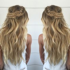 Cashmere Hair | Stunning Braids with Cashmere Hair - Clip-In Hair Extension News.