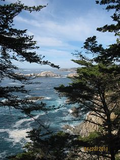 Carmel by the Sea... I want to go back time and again.