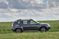 Updated Dacia Duster Ready For Goodwood Debut, Prices Start At £9,495