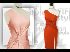 Dress Design Patterns, Wedding Dress Sewing Patterns, Girls Dresses Sewing, Couture Sewing Techniques, Work Dresses For Women, Indian Fashion Dresses, Custom Dresses, Fashion Sewing, Pola Rok
