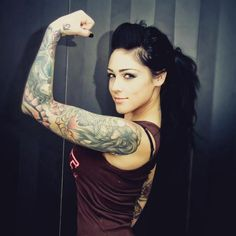 I want a lot of tattoos.  Not sure if I can pull it off.  Oh,well. I'm still getting alot.(: