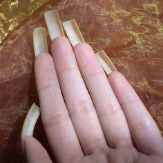 Summer Acrylic Nails, Acrylic Nail Art, Glitter Nail Art, Summer Nails, Long Natural Nails, Long Nails, Cute Nails, Pretty Nails, Crystal Texture