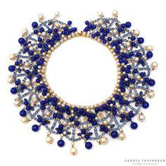 Stunning 1970s statement necklace