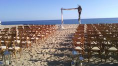 Lovely cabo ceremony!! Wedding Planner Gaby Cobian from Vivid Occasions / Villa Marcela