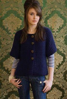 La neozelandesa Kim Hargreaves es una de las grandes diseñadoras de patrones de punto y de ganchillo. Durante 20 años estuvo trabajando para la prestigiosa marca de hilados Rowan. Ella fue la piez…