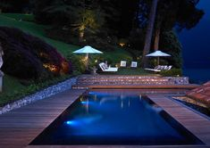 Lake Como Estate Offers Timeless Elegance | iDesignArch | Interior Design, Architecture