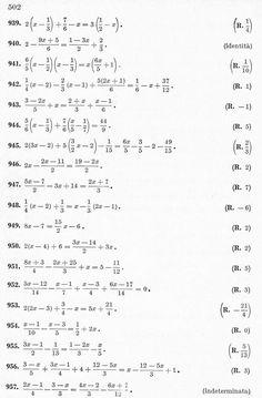 Le migliori 10 immagini su Enea esercizi matematica