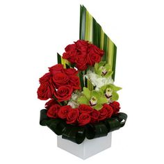 Flower Arrangement Ready for Delivery
