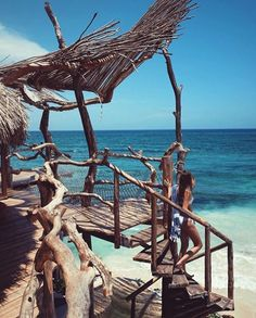 Azulik hotel & maya spa, Tulum #Mexico #romanticgetaway #escapetoparadise #bliss #travel