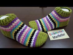 Yeni moda kolay patik yapımı (1.bölüm)/ detaylı anlatım#son moda patik yapımı - YouTube