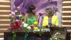 Mulher.com 26/08/2014 - Rosas de Biscuit por Alessandra Assi