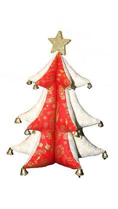 Arbre de nadal de roba www.miona.cat