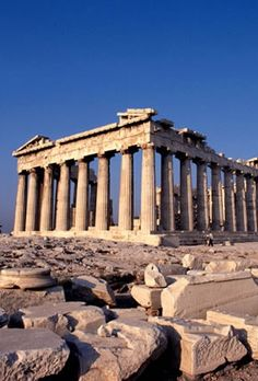 ACROPOLIS, Athen GREECE