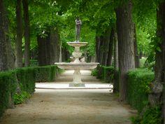 Spain: Aranjuez Parc