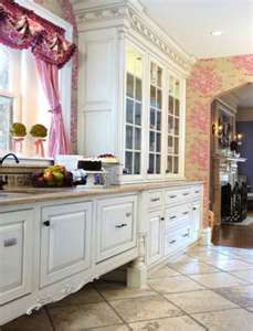 romantic kitchen style