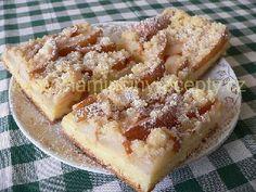 Hruškový kynutý koláč – Maminčiny recepty French Toast, Menu, Breakfast, Food, Menu Board Design, Morning Coffee, Essen, Meals, Yemek