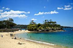 Balmoral Beach by Maciej Skrzyszewski, via Flickr