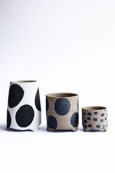 functional | Bridget Bodenham Ceramic Cups, Ceramic Pottery, Pottery Art, Ceramic Art, Slab Pottery, Pottery Painting Designs, Pottery Designs, Mug Designs, Pottery Ideas