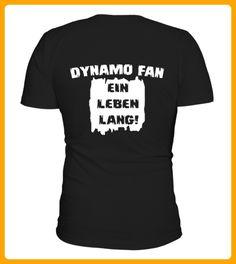 Dynamo Fan Shirt ein leben lang - Fan shirts (*Partner-Link)