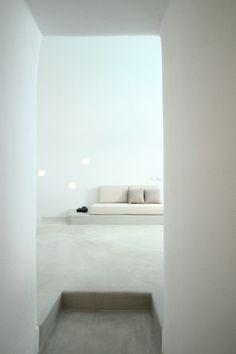 Villa Anemolia: A Little Piece of Santorini Paradise - Design Milk
