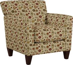 #MOMCAVE  Allegra Stationary Occasional Chair by La-Z-Boy  http://www.la-z-boy.com/Product/5225-7234/Allegra-Accent-Chair/