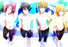 Free! anime - Google Search